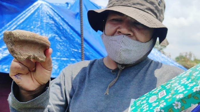 BPCB Jatim Temukan Pecahan Gerabah di Persawahan Kota Blitar, Diduga Kawasan Pemukiman Masa Lalu