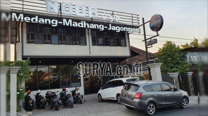 NOOB Cafe and Space di kawasan Beji Kabupaten Pasuruan