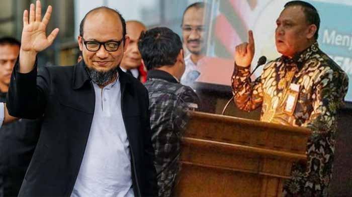 Kabar KPK Pecat Novel Baswedan Cs di Jumat Kramat 1 Oktober Beredar di WA, Ini Kata Firli Bahuri