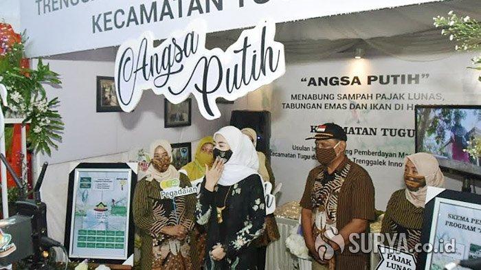 Buka Trenggalek Innovation Festival, Novita Hardini Ajak Tiap OPD Turut Membina Desa Wisata