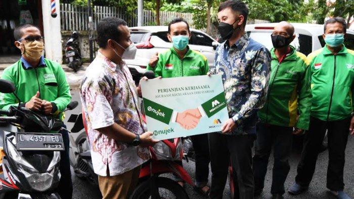 Nujek Bekerjasama dengan Mega Insurance Syariah Luncurkan Nujek Protection