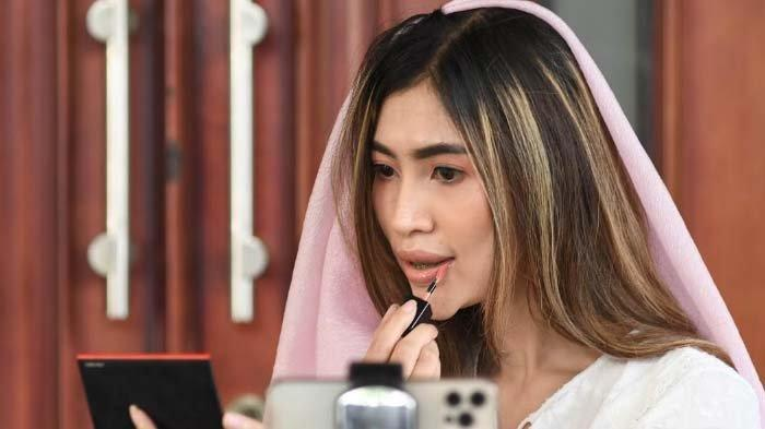Natural Soft Pink, Make Up Silaturahmi Virtual Idul Fitri 2021