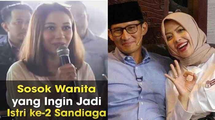 Nur Asia Lakukan ini Saat Video Wanita Ingin Jadi Istri ke-2 Sandiaga Uno Viral, Tak Merasa Risau?
