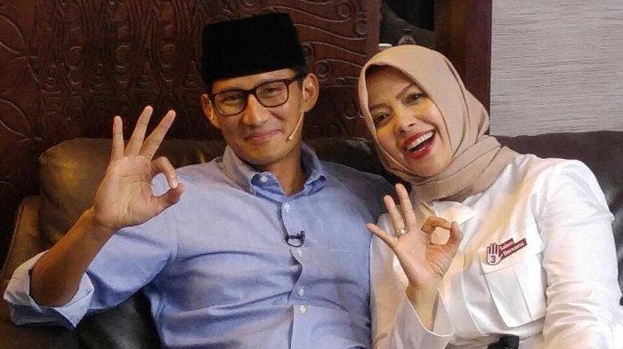 Nur Asia Unggah Video Viral Wanita Melamar Sandiaga Uno, Beri Emotikon & Banjir Dukungan