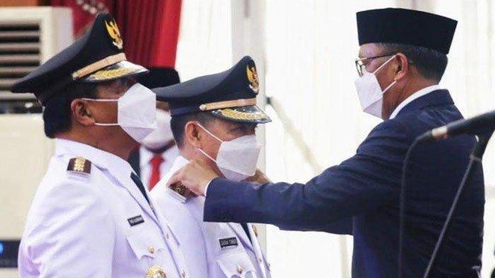 Nurdin Abdullah, Gubernur Sulsel yang kena OTT KPK dengan barang bukti Rp 1 miliar.