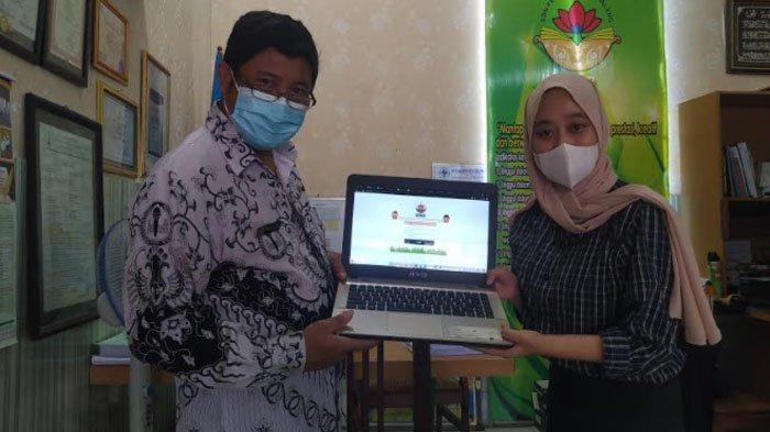 Mahasiswa Universitas Negeri Malang Buat Aplikasi SIPASI untuk SDN Penanggungan