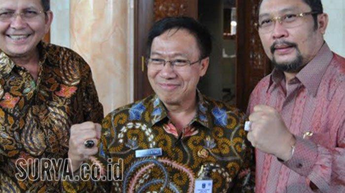 Siap Mendaftar di Demokrat, Kepala Inspektorat Jatim Nurwiyatno: Saya akan Meniru Jejak Pakde Karwo