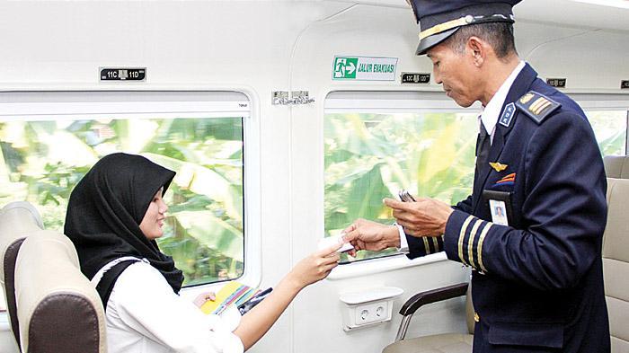 Peningkatan Pelayanan Pelanggan Kereta Api