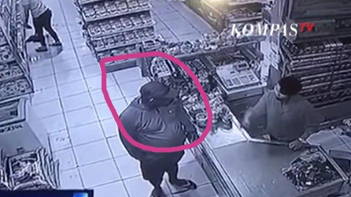 VIRAL Video Oknum ASN Aniaya Kasir Minimarket Gara-gara Coklat, Sebelumnya Oknum Polisi Ngutil