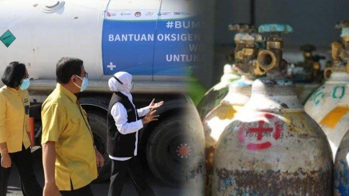 Cara Isi Ulang Oksigen Gratis di Surabaya, Sidoarjo dan Gresik Beserta Syarat dan Lokasinya Hari ini