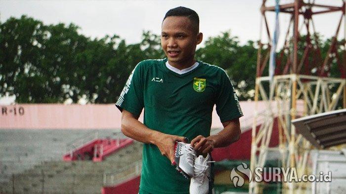 Jadwal PSSI Berubah-Ubah, Winger Persebaya Oktafianus Fernando Kesulitan Capai Performa Maksimal