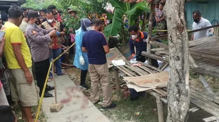 Pria di Tuban Sabetkan Pisau Bendo ke Teman Akrabnya, Korban Tewas, Pelaku Menyerahkan Diri