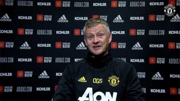 Pelatih Manchester United, Ole Gunnar Solksjaer