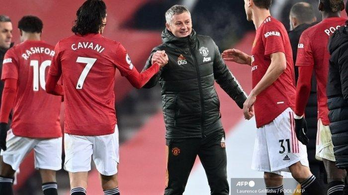 Manchester United vs AS Roma - Setan Merah Ingin Mulus ke Final