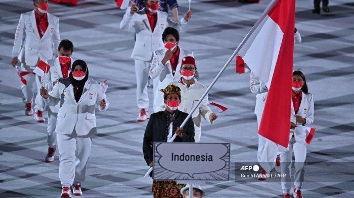 Pembukaan Olimpiade, Pembawa Acara Sebut Nama Anthony Ginting, Apa Maksudnya?