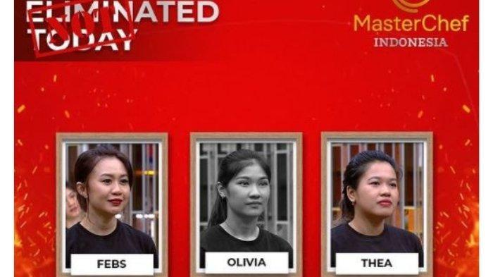 Biodata Olivia Masterchef Indonesia 8 yang Mengundurkan Diri dari Black Team, Queen of Pressure Test