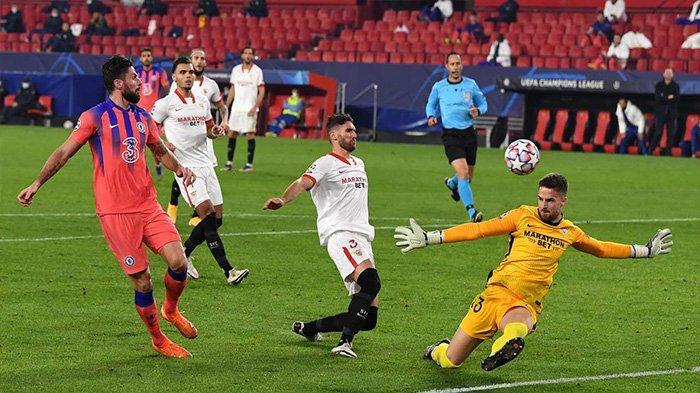 Olivier Giroud Pamit Hijrah ke AC Milan, Ini 5 Momen Kunci Si 'Jimat Keberuntungan' Saat di Chelsea