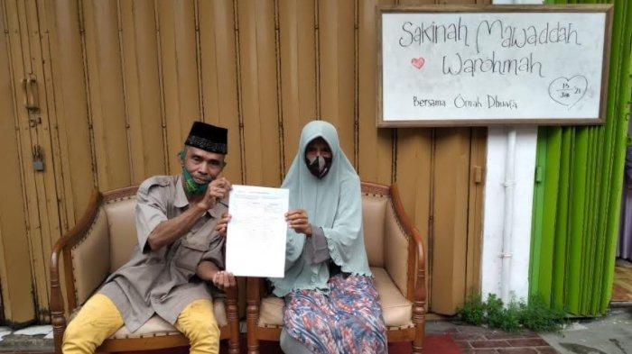 Omah Dhuafa Gelar Nikah Massal 15 Pasangan di Kabupaten Gresik