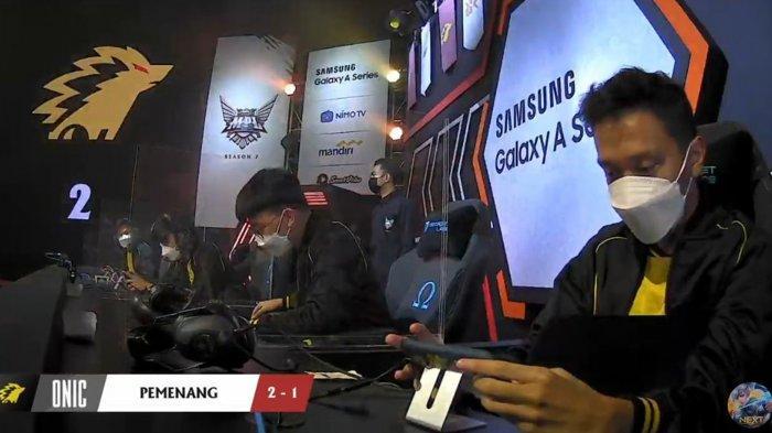 Hasil MPL Season 7 Week 3: Onic Sukses Taklukkan Geek Fam, RRQ vs GFLX Segera Berlangsung