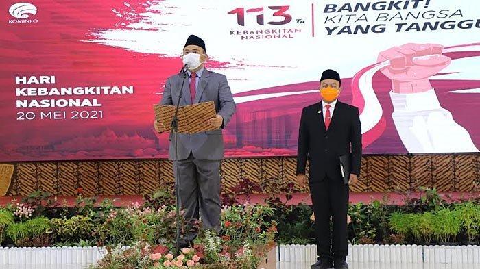 Peringati Harkitnas ke 113, Bupati Ngawi Ajak Warga Bangkit Lawan Pandemi Covid-19