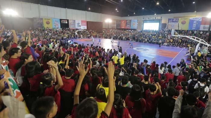 Opening Babak Utama Junior DBL East Java Series 2019-2020 Dimulai! Ini Laga Seru yang Jadi Pembuka