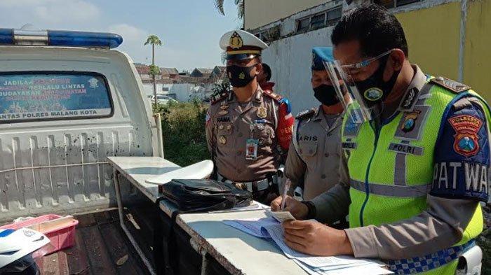10 Hari Operasi Patuh Semeru, Tingkat Kepatuhan Warga Kota Malang Tertib Berlalu Lintas Meningkat
