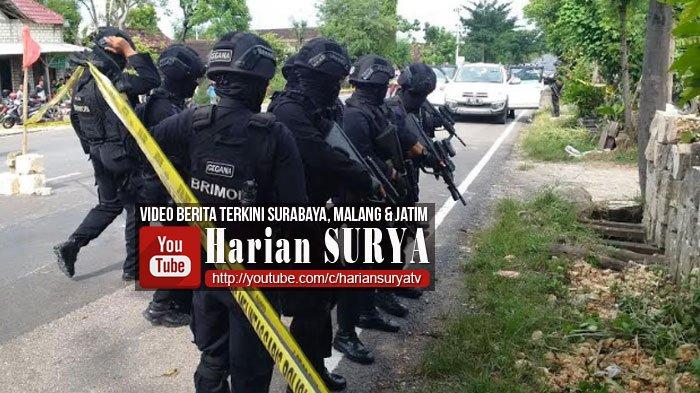 Mobil yang Dipakai 6 Terduga Teroris itu Milik Warga Semarang, Bagaimana Keterlibatannya?