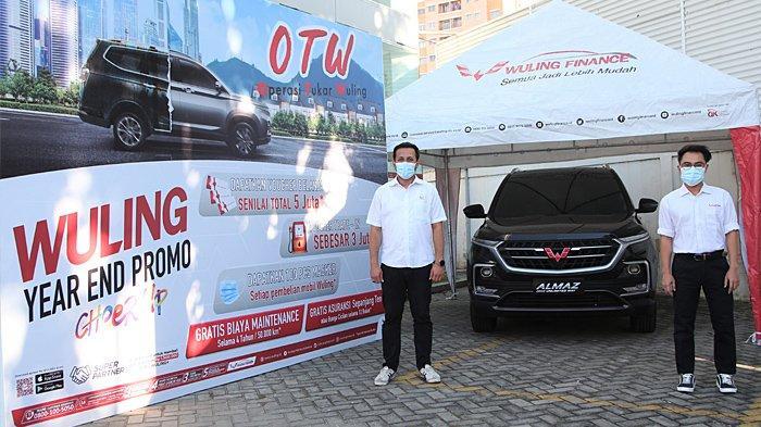 Program Operasi Tukar Wuling Hadir di Surabaya