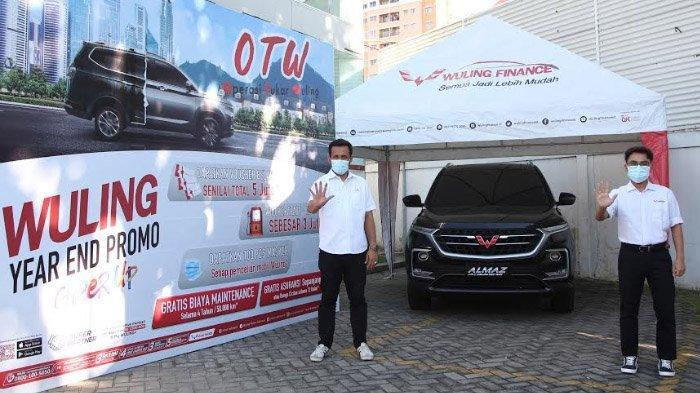 Program Operasi Tukar Wuling Hadir Kembali di Surabaya
