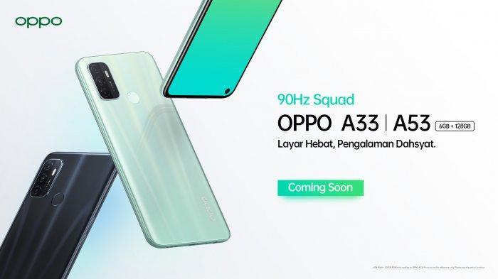 Daftar Harga HP Oppo Terbaru 2 Oktober 2020: Oppo A31 Kisaran Rp 2,6 Jutaan, Gaming Test Oppo A53