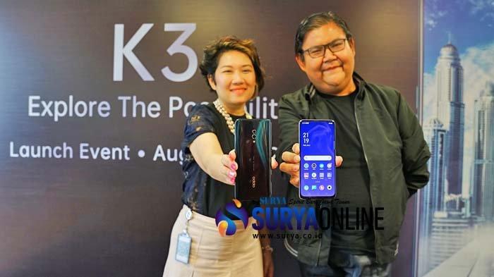 Besok, OPPO K3 Terbaru Bisa Dibeli di Flash Sale Lazada, Ada Bonus Menarik bagi 500 Pembeli Pertama