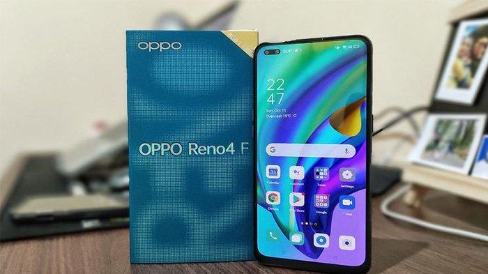 UPDATE Daftar Harga Hp Oppo Bulan Oktober: Oppo Reno 4F Meluncur Malam ini, Berikut Spesifikasinya