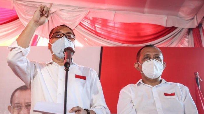 Orasi Politik di Kampung Padat Penduduk, Eri Cahyadi Sampaikan Visi