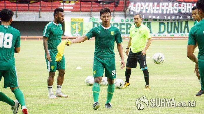Osvaldo Haay Kembali Bergabung Bersama Persebaya, Setelah Tiga Kali Mangkir Latihan
