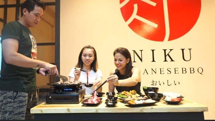 Kuliner Khas Jepang Niku Japanese BBQ Buka Cabang Ke-3 di Sidoarjo, hingga 11 April Ada Promo Khusus