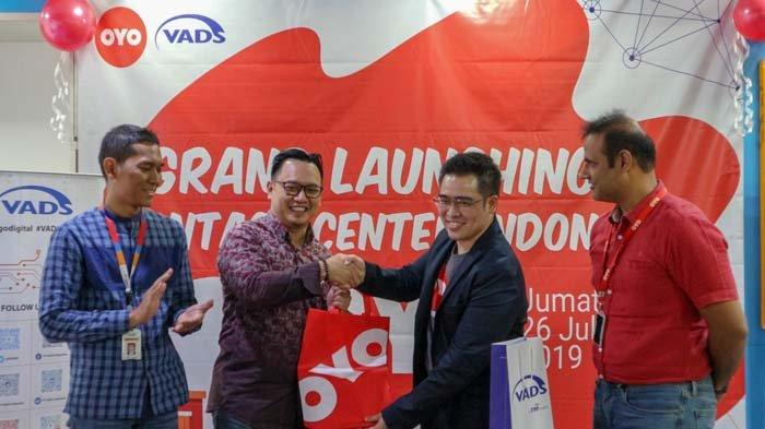 Gandeng PT VADS, OYO Hotels & Homes Hadirkan Contact Center di Indonesia