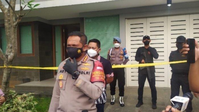 Jaringan Narkotika Internasional Bangun Pabrik Sabu di Tangerang, Bahan Baku Tak Terdeteksi X-Ray