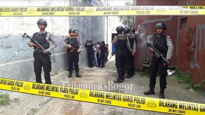 Pak Jenggot, Perakit Bom Berdaya Ledak Tinggi, Siap Ledakkan Bom di Kerumunan Massa 22 Mei di KPU
