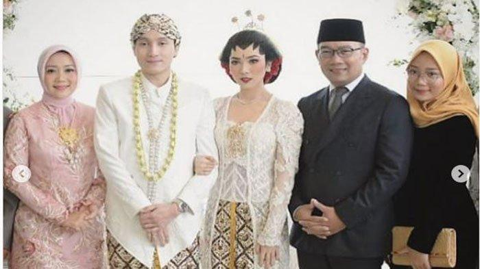 Pakai Kata Kata Petinggi Sunda Empire Ridwan Kamil Beri Pesan Untuk Pernikahan Isyana Sarasvati Halaman 2 Surya