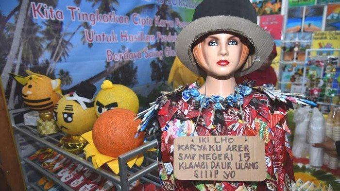 Pameran Pendidikan di Gelora Pancasila, Tampilkan 635 Produk Inovatif Karya Guru TK hingga SMP