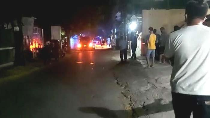 BREAKING NEWS - Heboh Penemuan Benda Diduga Bom di Kantor Kelurahan Pacarkembang, Surabaya