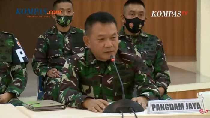 Biodata Mayjen TNI Dudung yang Ancam Tumpas Premanisme Debt Collector Setelah Viral Babinsa Diadang