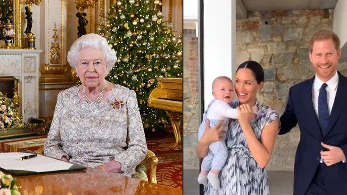 Pangeran Harry & Meghan Markle Mengundurkan Diri dari Kerjaan Inggris, Sikap Ratu Jadi Sorotan