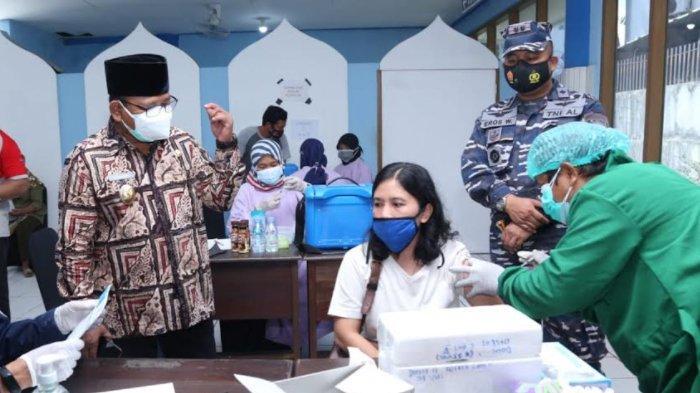 Kabupaten Banyuwangi Kian Masifkan Vaksinasi Covid-19