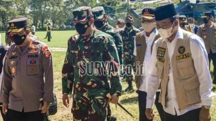 Bangkalan Viral di Media Sosial Karena Lonjakan Covid-19, Bupati Ra Latif : Kami Semua Sedih