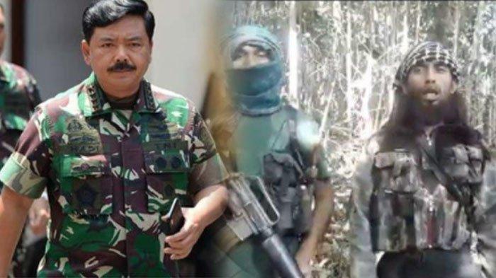 Kelemahan Ali Kalora Cs Diungkap Panglima TNI Marsekal Hadi Tjahjanto, Masyarakat Bisa Ikut Membantu