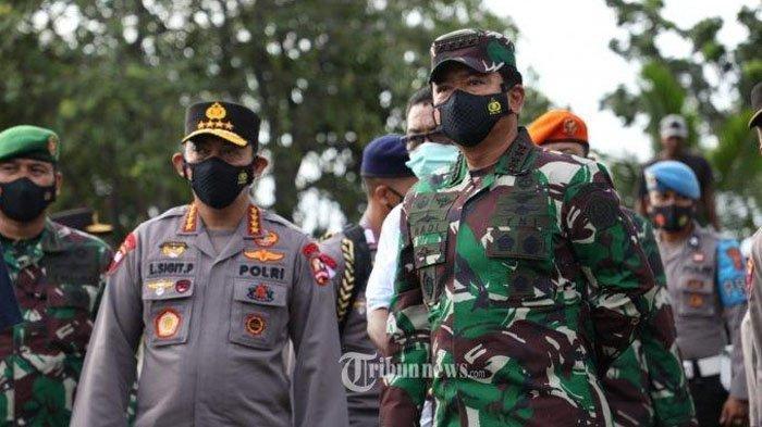 Isi Pembicaraan Panglima TNI dan Kapolri Soal KKB Papua Terungkap, Ada Pola Baru Penanganan
