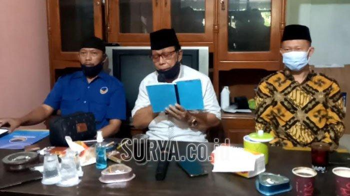 DPD NasDem Tulungagung Umumkan Penunjukan Panhis Sebagai Calon Wabup Antar Waktu