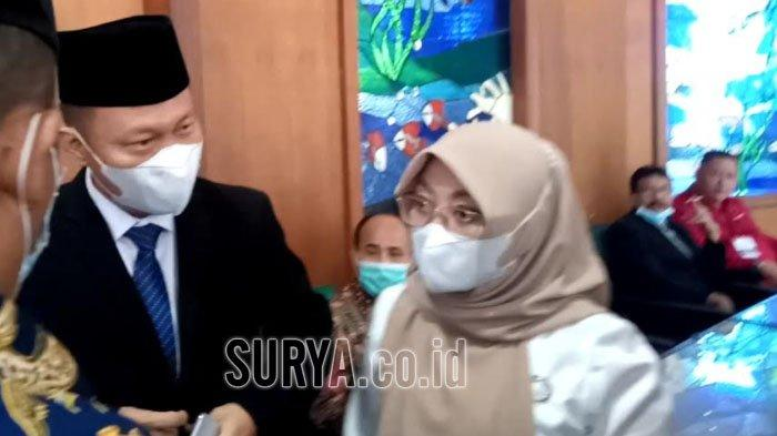 Calon Wabup Tulungagung Panhis Yody Wirawan Walk Out Sebelum Pemilihan Berlangsung