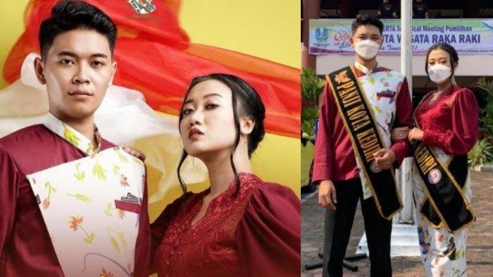 Agung dan Diah Wakili Kota Kediri dalam Ajang Raka-Raki Jawa Timur 2021